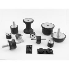 CYLINDRICAL VIBRATION DAMPERS