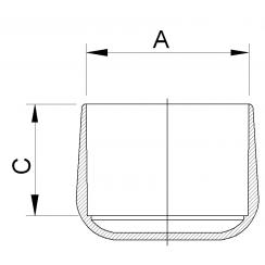 Dupsko, dessin K PE