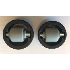 Bordbenshjul, runderør, serie MHRR D28-30